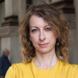 Floriana Bulfon (Festival del Giornalismo Ronchi dei Legionari)