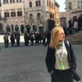 Lara Tomasetta (Festival del Giornalismo Ronchi dei Legionari)