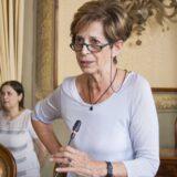 Daria Bonfietti (Festival del Giornalismo Ronchi dei Legionari)