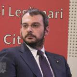 Paolo Borrometi (Festival del Giornalismo Ronchi dei Legionari)